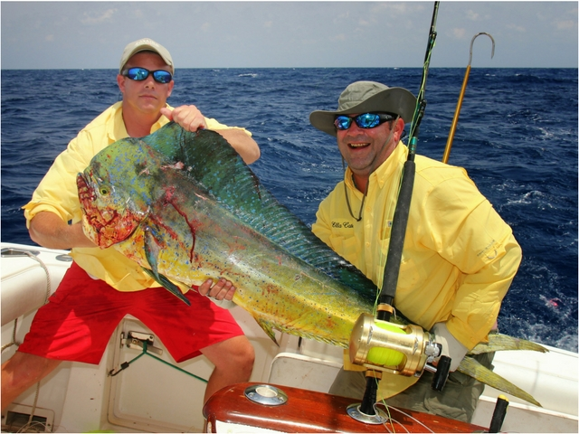 Mahi-Pipe Dream Charters